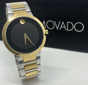 Men's Movado Museum two-tone - brand new for Sale in Nashua, NH