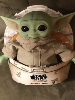 The Child, Yoda Star Wars for Sale in Raleigh, NC