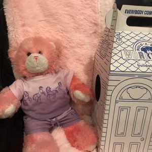 Build A Bear Teddy for Sale in Fontana, CA