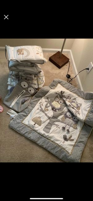 Crib set for Sale in Clermont, FL