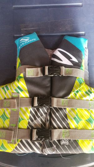 Youth Life Vest for Sale in Tacoma, WA