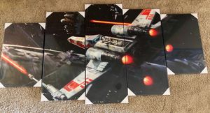 Star Wars Wall Art for Sale in Gilroy, CA