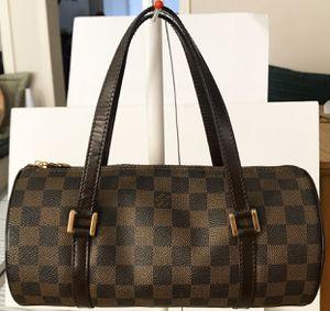 Authentic Louis Vuitton Damier Ebene Papillon Shoulder Bag for Sale in West Covina, CA