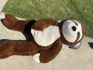 5 foot sloth for Sale in Wentzville, MO
