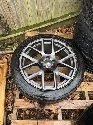 1 rear dodge rims for Sale in Fort Washington, MD