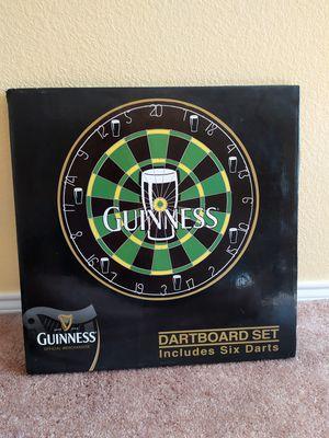 Guinness dart board for Sale in Denton, TX