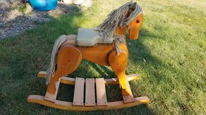 Wooden Rocking Horse for Sale in Lewisburg, PA