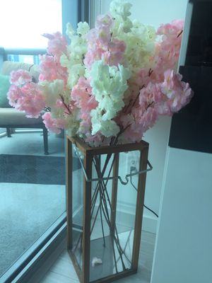 CHERRY BLOSSOM SILK FLOWERS for Sale in Miami, FL