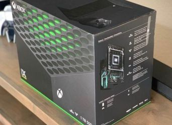 🥳🥳 XBOX X SERİES AVAILABLE💞NO CREDİT CHECK 💞100 days there is no interest🤩 for Sale in Houston, TX