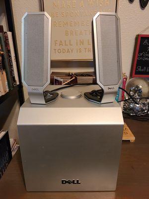 DELL Computer Speaker System for Sale in Fresno, CA