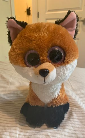Orange Fox Plushie (Medium) for Sale in Vacaville, CA