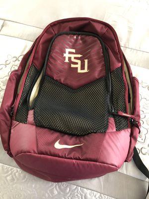 FSU Backpack for Sale in Brandon, FL