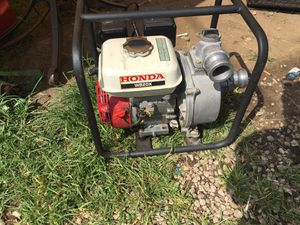 Trash water pump for Sale in Akron, OH