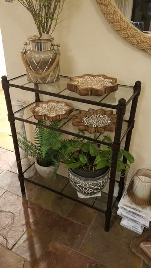 Iron & Glad Entry Table Console for Sale in Fort Lauderdale, FL