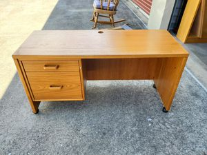 Rolling desk for Sale in Vancouver, WA