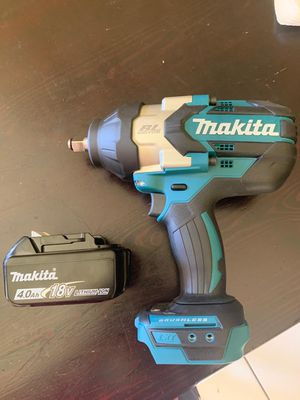 Makita 1/2 Impact wrench for Sale in Corona, CA