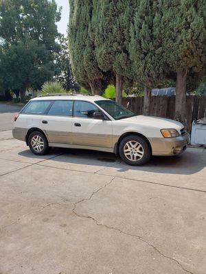 2000 Subaru Outback for Sale in Stockton, CA