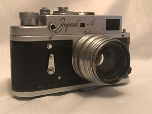 Zorkiy -4 film camera for Sale in Beaverton, OR