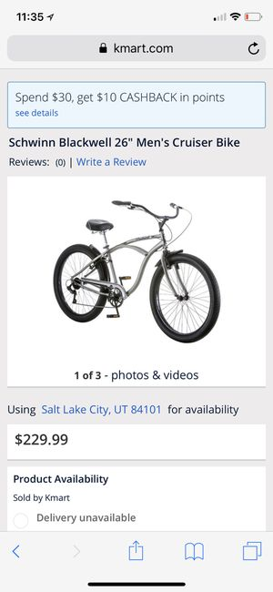 Blackwell cruiser bike for Sale in South Salt Lake, UT