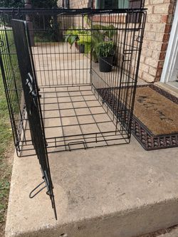 Large dog kennel for Sale in Mustang,  OK