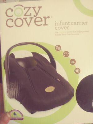 Cozy cover for car seat for Sale in Parkersburg, WV