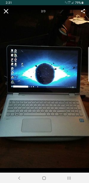 Hp envy quad core laptop for Sale in Ridgefield, WA
