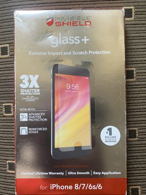 iPhone 8/7/6/SE Screen protector for Sale in Cleveland, OH