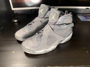 Jordan 8 cool grays for Sale in Rancho Cucamonga, CA