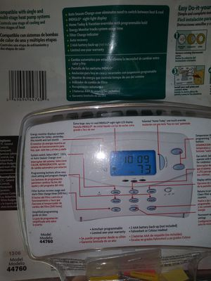 thermostat for Sale in Wesley Chapel, FL