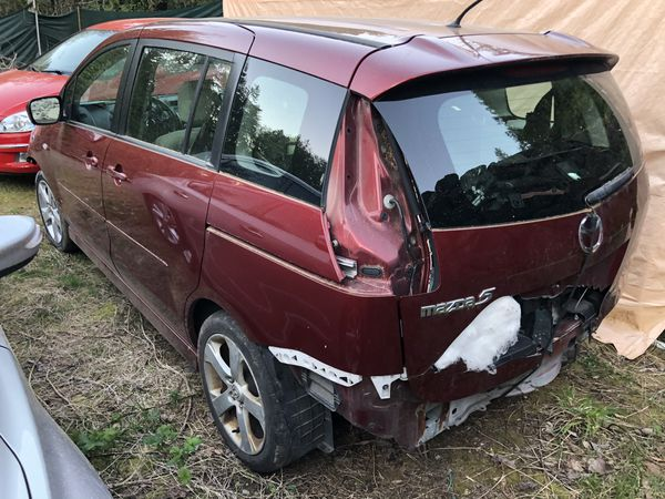 2 Parts Cars - msg to find out more - Mazda 5 + Mercedes C230