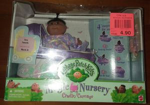 Cabbage patch kids, Magic Nursery. 1998 for Sale in Louin, MS