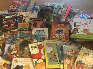Box full of kids books for Sale in North Miami, FL
