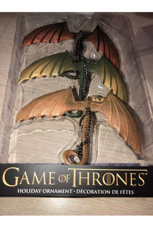 Game of thrones dragons for Sale in West Monroe, LA