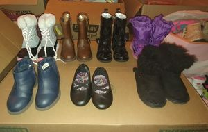 5c Girls boots for Sale in Greensboro, NC