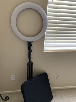 "18"" ring light for Sale in Murrieta, CA"