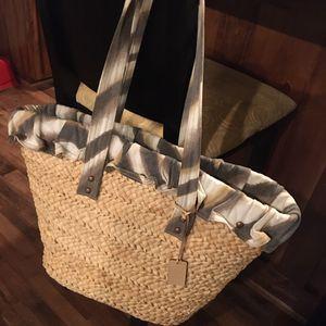 Ralph Lauren Straw Tote, Bag, Purse for Sale in Farmersville, TX