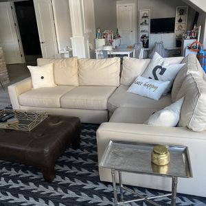 Pottery Barn Sectional for Sale in Barrington, IL