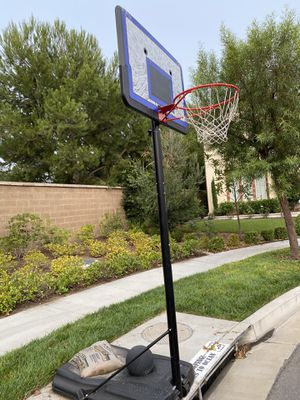 Lifetime basketball hoop for Sale in Irvine, CA