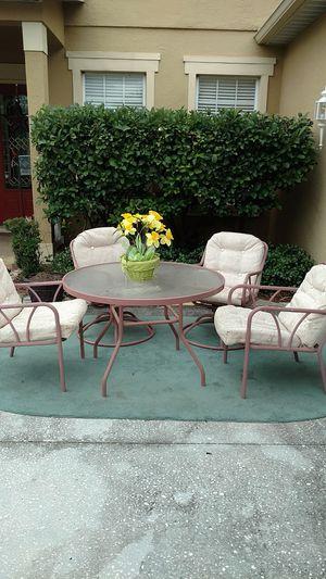5 Piece Patio furniture Set for Sale in Winter Garden, FL