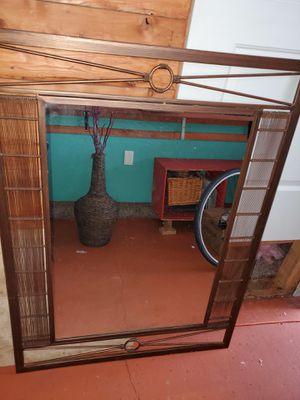 Big mirror metal frame for Sale in Colorado Springs, CO