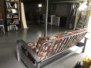 Futon with a mattes for Sale in St. Louis, MO