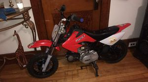 For sale 50cc ssr semiautomatic 4 gear like new in good condition and shape working good make a offer for Sale in Worcester, MA