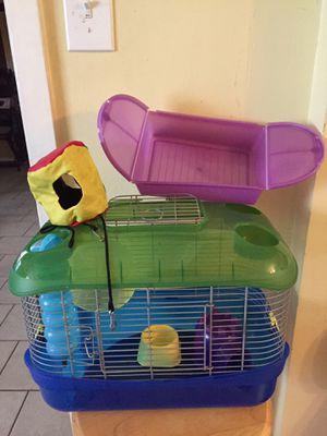 Hamster cage for Sale in Pasadena, TX