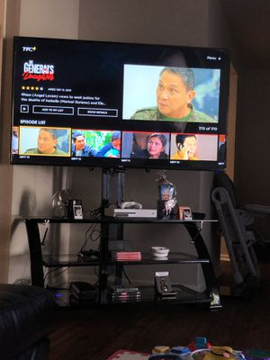 65 INCHES RCA TV WITH ROKU for Sale in Norfolk, VA