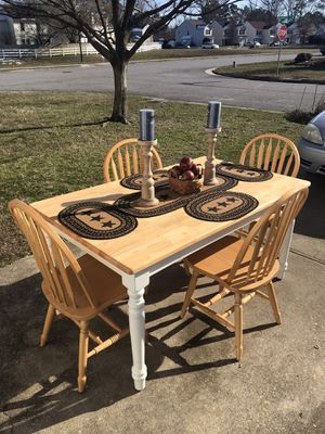 Dining Table Set u for Sale in Suffolk, VA
