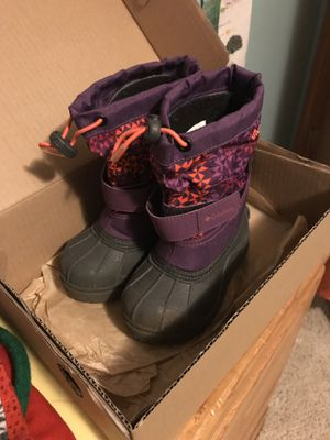 Columbia kids snow boots for Sale in Hillsboro, OR