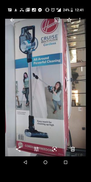 Hoover cruise stick vacuum for Sale in Fresno, CA
