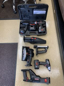 Craftsman 19.2v Cordless Set for Sale in Murfreesboro,  TN