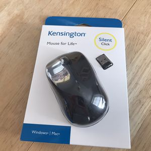 Kensington Wireless Mouse for Life for Sale in Washington, DC