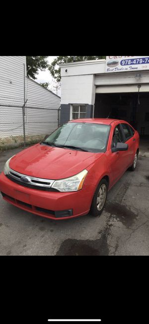 2008 Ford Focus for Sale in Lowell, MA